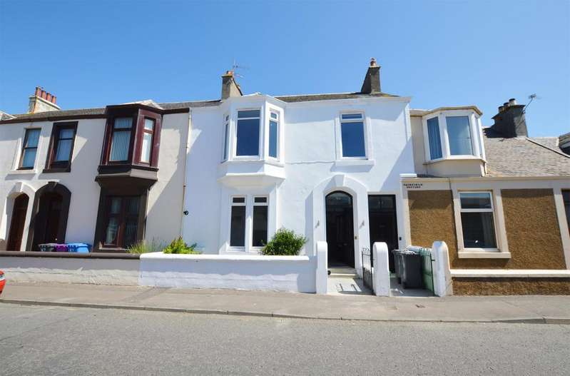 3 Bedrooms Terraced House for sale in 55 Manse Street, SALTCOATS, KA21 5AA