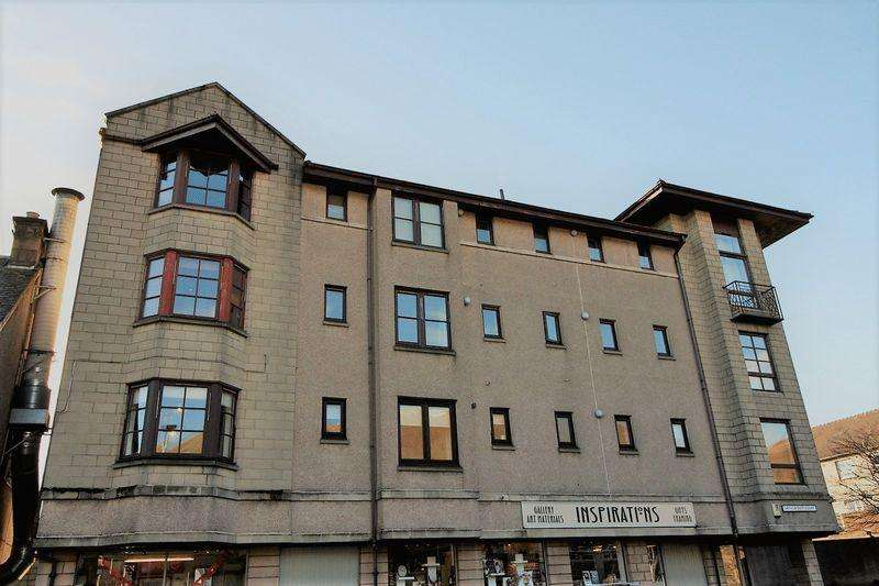 2 Bedrooms Apartment Flat for sale in 17 Arthur Bett Court, Tillicoultry