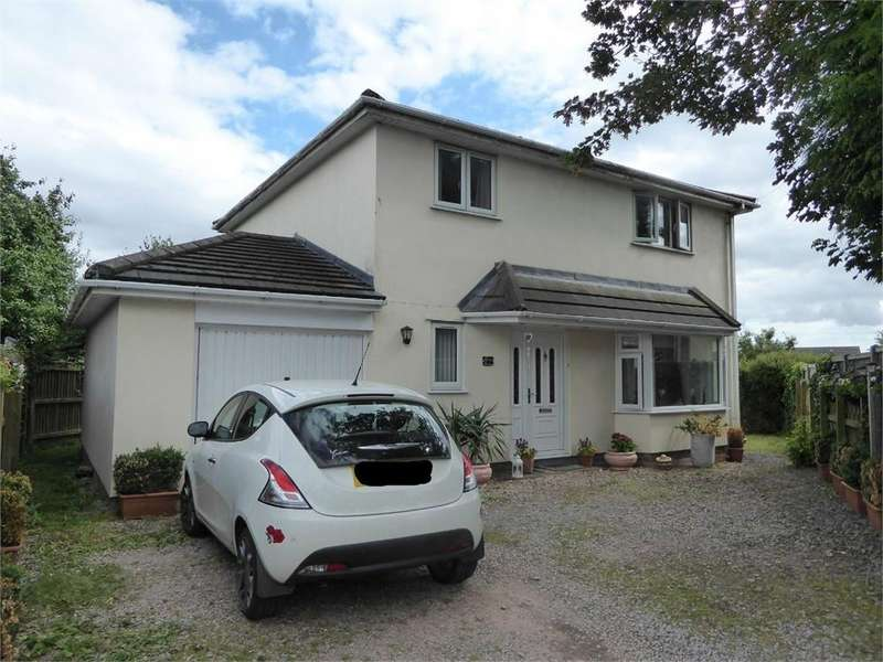 4 Bedrooms Detached House for sale in The Avenue, Caldicot