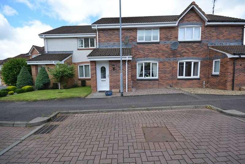 2 Bedrooms Terraced House for sale in Ashdale Road, Kilmarnock, KA3