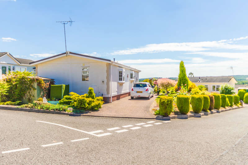 2 Bedrooms Park Home Mobile Home for sale in The Woodlands, Dowles Road, Bewdley
