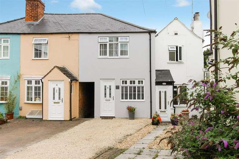 2 Bedrooms Terraced House for sale in Ryeworth Road, Charlton Kings, Cheltenham