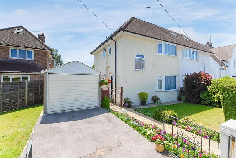 3 Bedrooms Semi Detached House for sale in Plackett Way, Cippenham