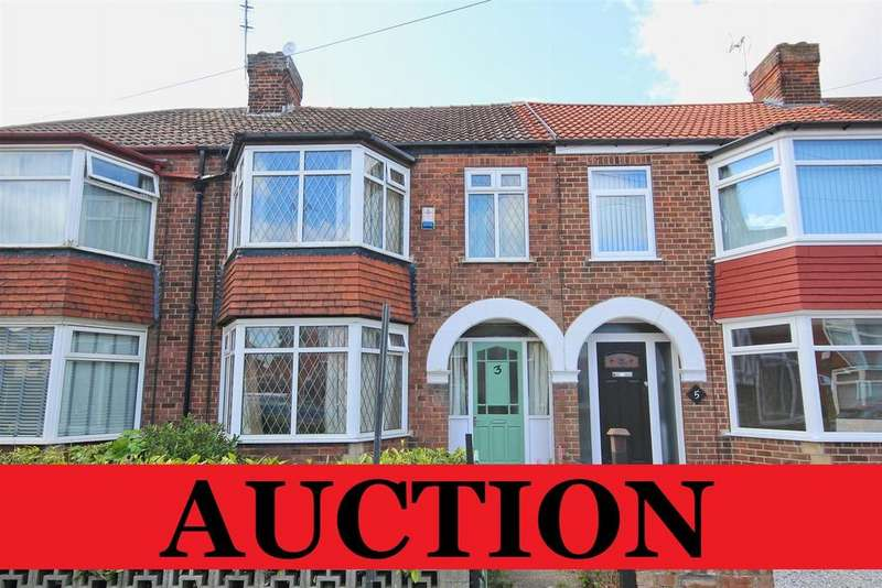 3 Bedrooms House for sale in Ancaster Avenue, Hull