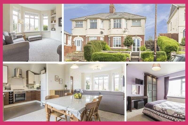 3 Bedrooms Property for sale in St. Julians Road, Newport