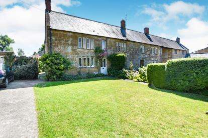 4 Bedrooms Semi Detached House for sale in Martock, Somerset