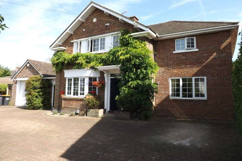 4 Bedrooms Detached House for sale in Borough Road, Dunstable, LU5