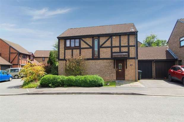 3 Bedrooms Detached House for sale in Sturmer Close, Yate, Bristol, Gloucestershire