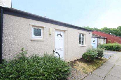 1 Bedroom Bungalow for sale in East Bowhouse Way, Girdle Toll, Irvine, North Ayrshire