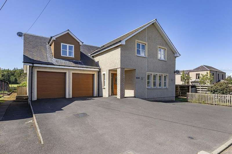 5 Bedrooms Detached House for sale in Lauriston Lodge, Ettrickhaugh Road, Selkirk TD7 5AX