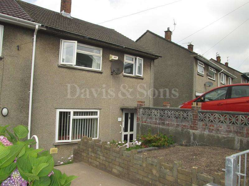 3 Bedrooms Semi Detached House for sale in Thistle Way, Ty Sign, Risca, Newport. NP11 6PL