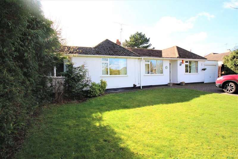 4 Bedrooms Detached Bungalow for sale in Danywern Drive, Winnersh, Wokingham