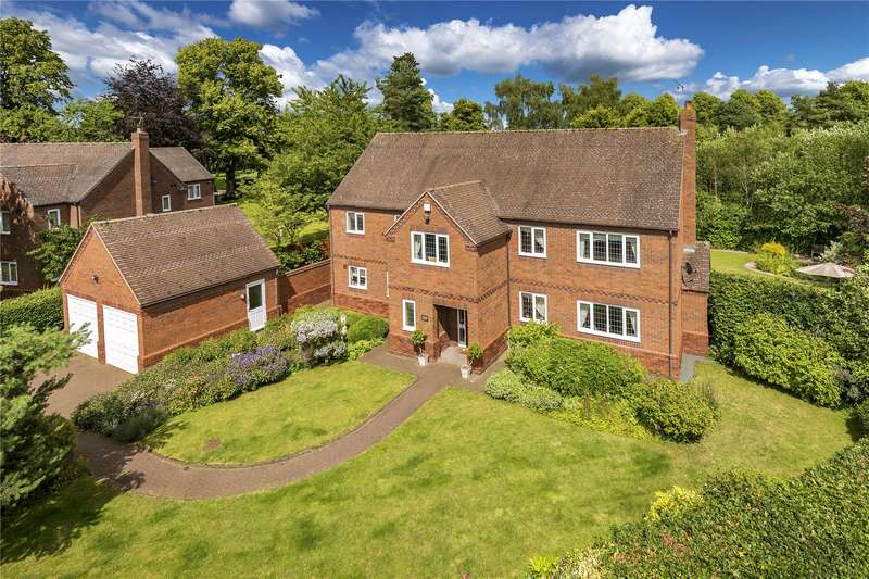 5 Bedrooms Detached House for sale in Heather House, 2 Ryton Park, Ryton, Shifnal, Shropshire, TF11