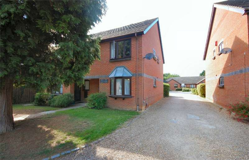 2 Bedrooms Maisonette Flat for sale in Ascott Court, Ascott Road, Aylesbury, Buckinghamshire