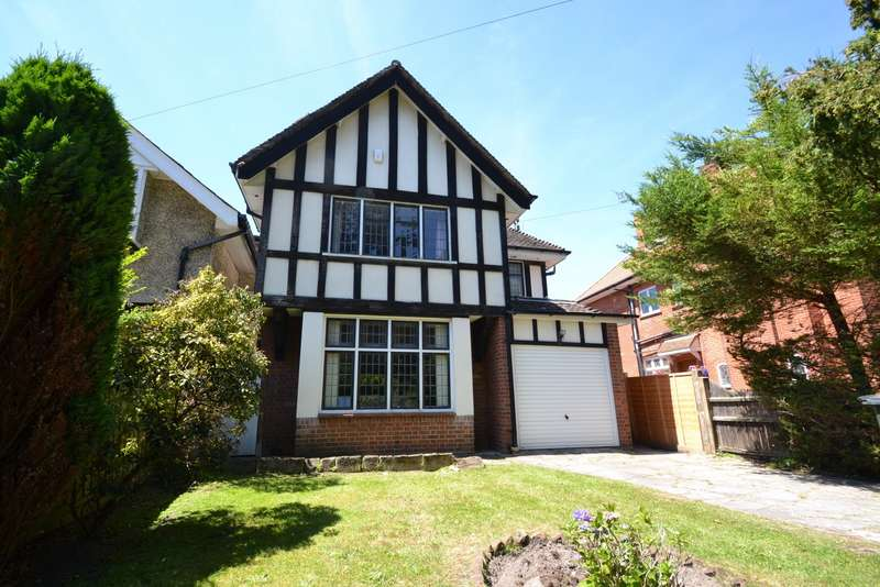 3 Bedrooms Detached House for sale in Portman Estate