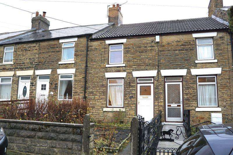 2 Bedrooms Terraced House for rent in Grove Road, Bishop Auckland