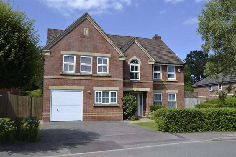 5 Bedrooms Detached House for sale in Spring Gardens, Wash Water, Newbury, Berkshire, RG20