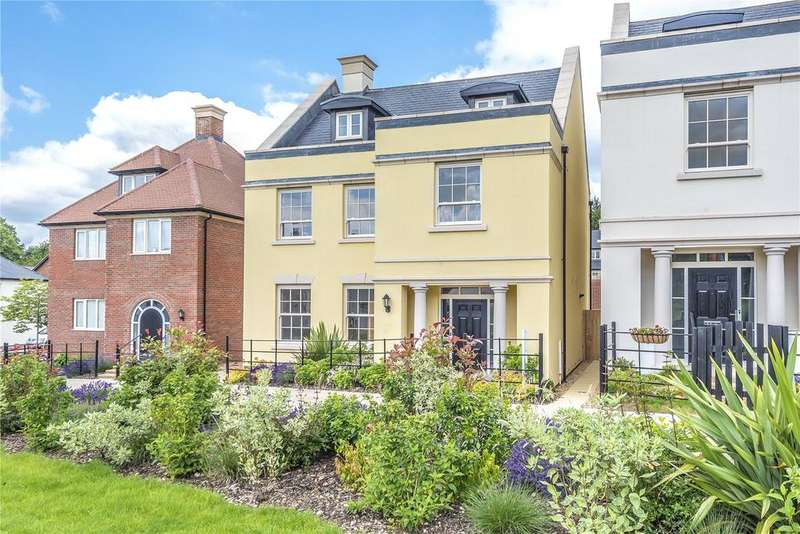 5 Bedrooms Detached House for sale in The Darcy, 28 Austen Drive, Winchester, Hampshire, SO22