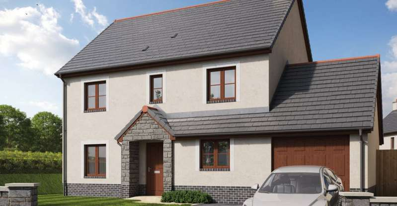 4 Bedrooms Detached House for sale in Plot 20 Oak Grove, New Hedges, Tenby, Pembrokeshire