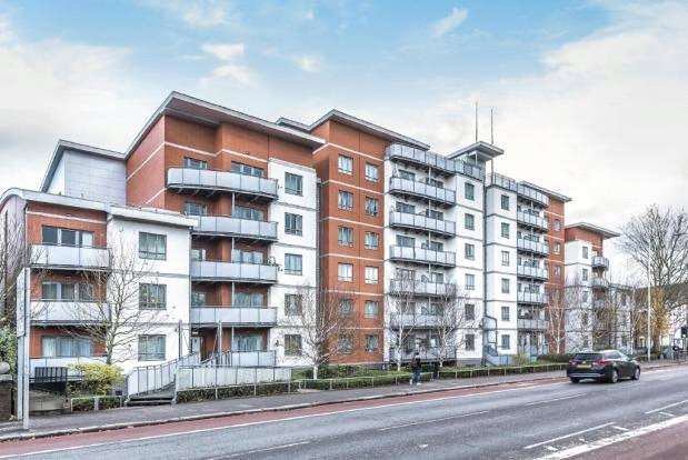 2 Bedrooms Apartment Flat for sale in Crossway Point, Norwood Road, Reading, Berkshire, RG1
