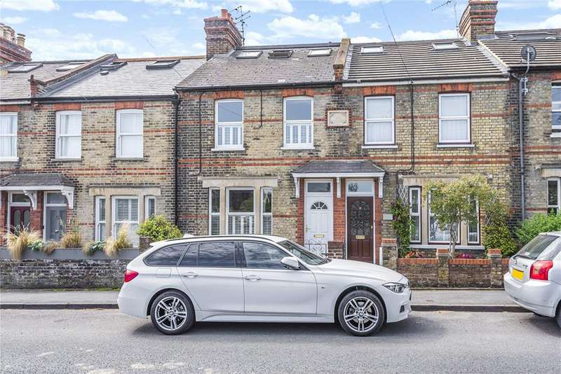 4 Bedrooms Terraced House for sale in St. Leonards Road, Windsor, Berkshire, SL4