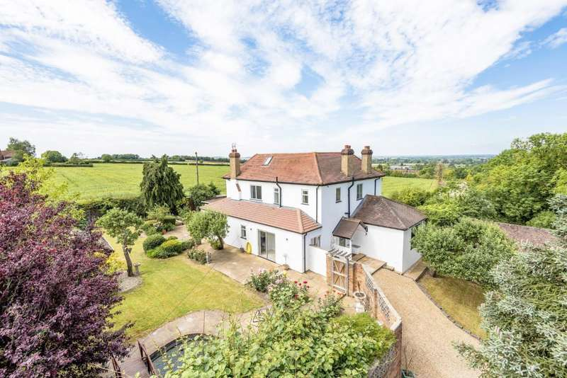 5 Bedrooms Detached House for sale in Crowmarsh Hill, Crowmarsh Gifford, Wallingford, OX10