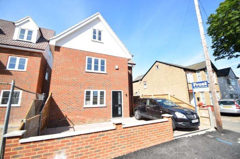 4 Bedrooms Detached House for sale in St Pauls Avenue, Slough, SL2