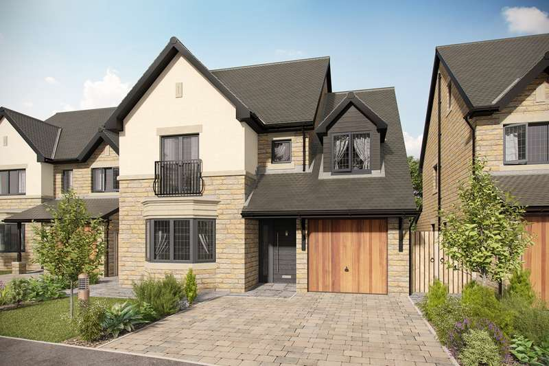 5 Bedrooms Detached House for sale in , The Lytham, Wyre Grange Lodge Lan, Singleton, Poulton-Le-Fylde, Lancashire, FY6