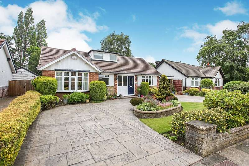 4 Bedrooms Detached House for sale in Heathbank Road, Cheadle Hulme, Cheadle, Cheshire, SK8
