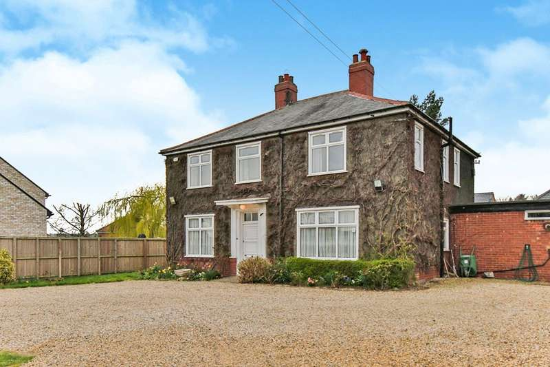 5 Bedrooms Detached House for sale in Chilton, Ferryhill, County Durham, DL17