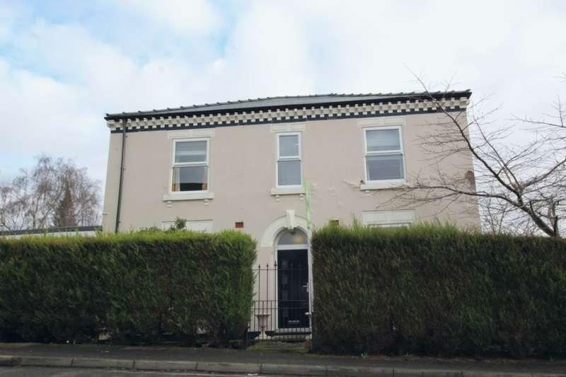 4 Bedrooms Detached House for sale in Jessop Street, Codnor, Ripley, Derbyshire, DE5