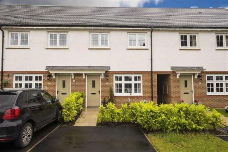 3 Bedrooms House for sale in Clematis Drive, Garstang, Preston, PR3
