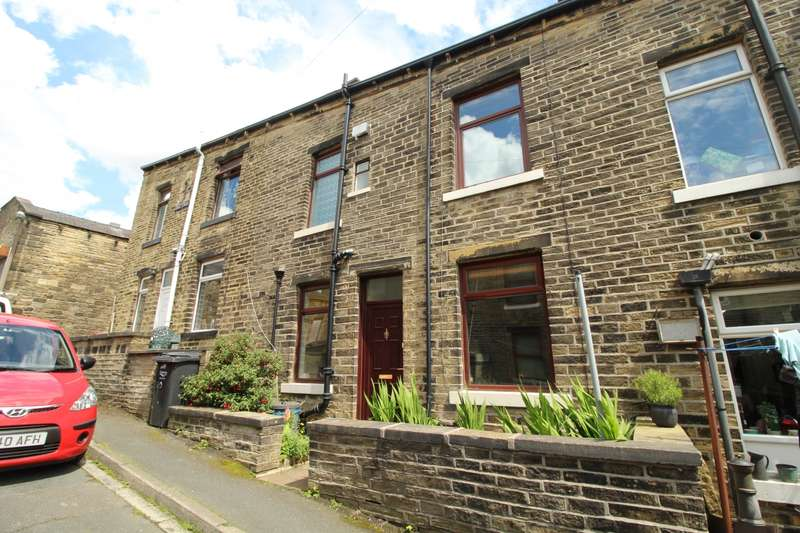 2 Bedrooms House for sale in Jubilee Street, Hebden Bridge, West Yorkshire, HX7