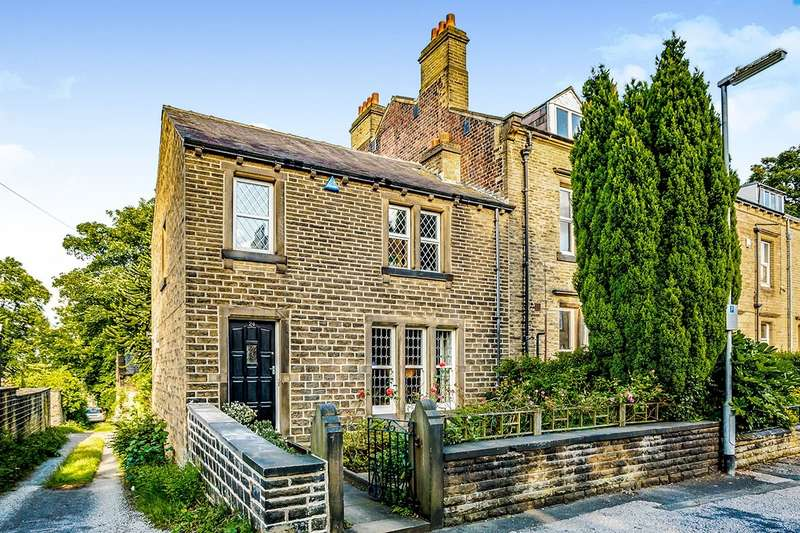 2 Bedrooms House for sale in Wentworth Street, Huddersfield, West Yorkshire, HD1