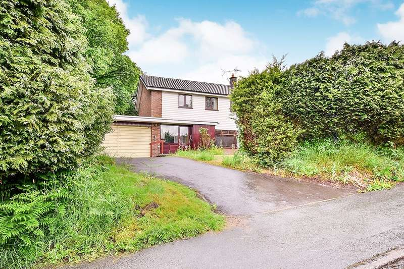 3 Bedrooms Detached House for sale in Church Lane, Gawsworth, Macclesfield, Cheshire, SK11