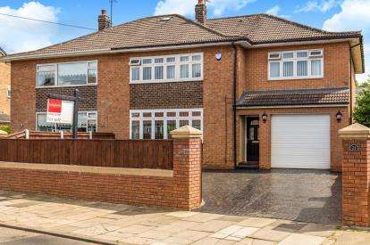 5 Bedrooms Semi Detached House for sale in Church Lane, Middlesbrough
