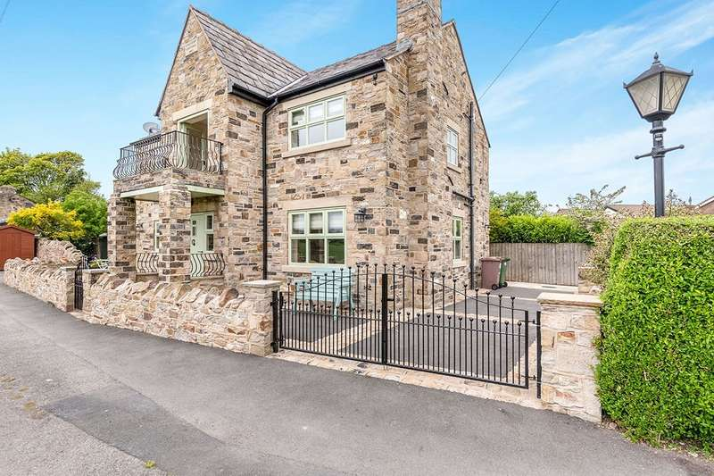 4 Bedrooms Detached House for sale in Old Colliery Yard, Ashton-In-Makerfield, Wigan, Lancashire, WN4