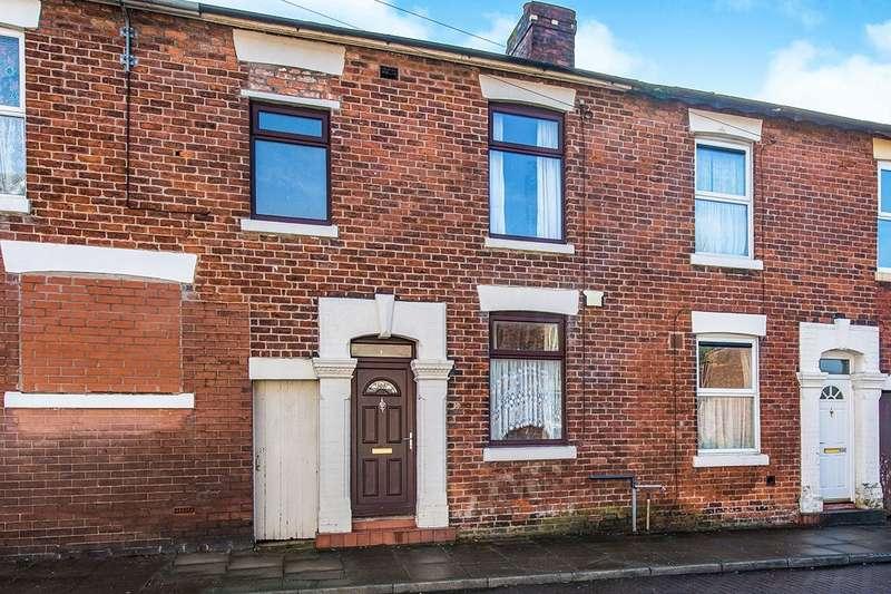 2 Bedrooms House for sale in Kent Street, Preston, PR1