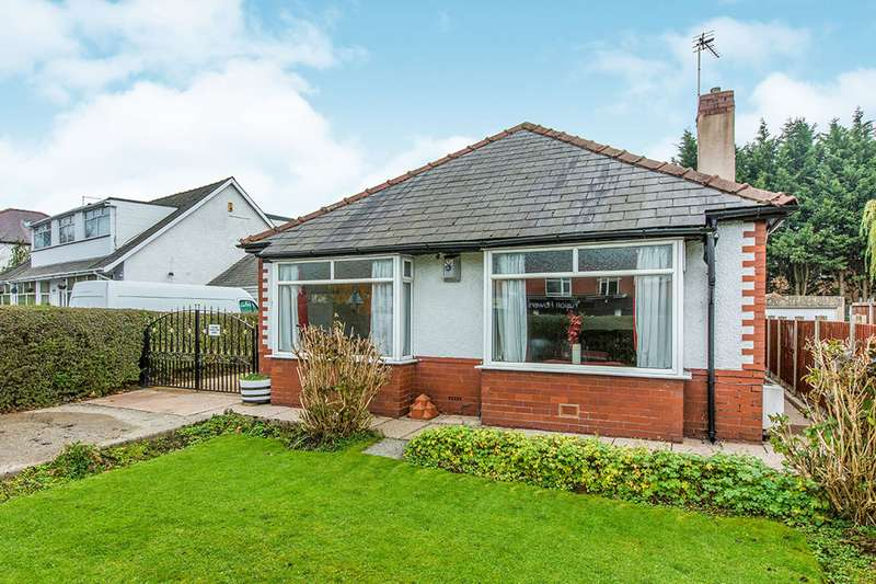 3 Bedrooms Detached Bungalow for sale in Longridge Road, Ribbleton, Preston, PR2