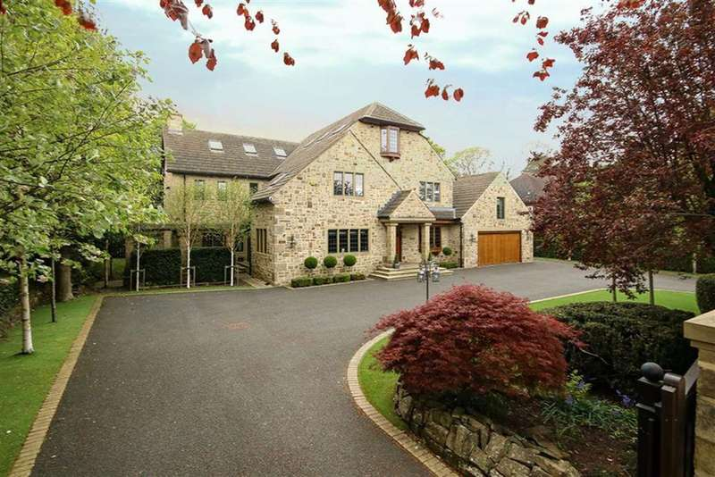 7 Bedrooms Detached House for sale in Sandmoor Drive, Alwoodley, LS17