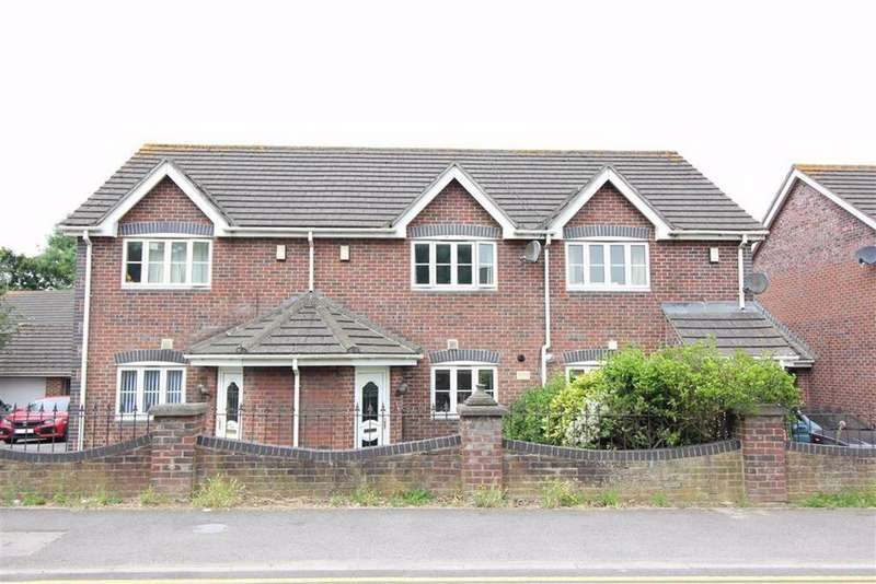 2 Bedrooms Terraced House for sale in Emerson Way, Emersons Green, Bristol