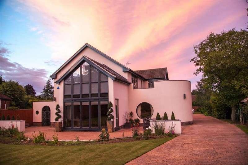 5 Bedrooms Detached House for sale in Melton Road, West Bridgford, Nottingham