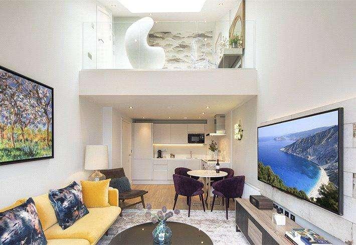 2 Bedrooms Flat for sale in Plot 442 Provender, Bakers Quay, Gloucester Docks, Gloucester, GL2