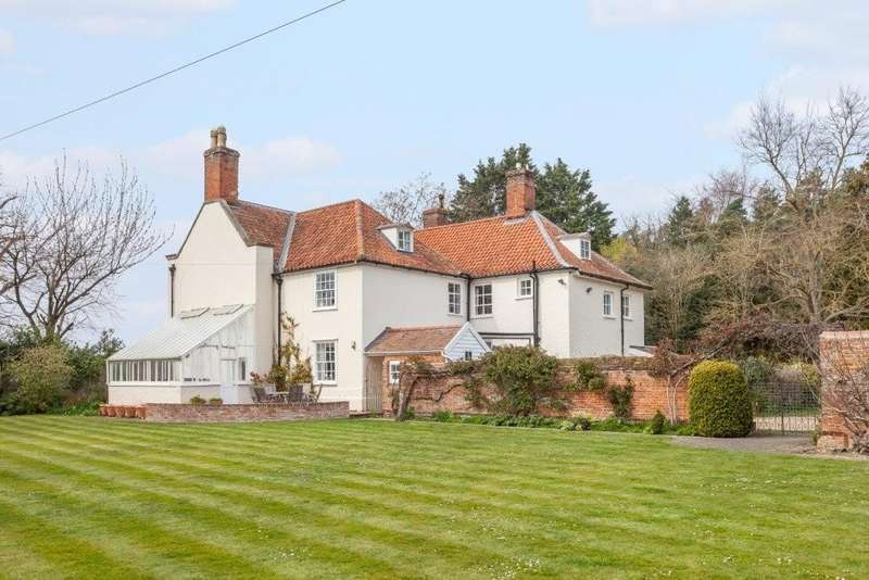 7 Bedrooms Detached House for sale in Quidenham