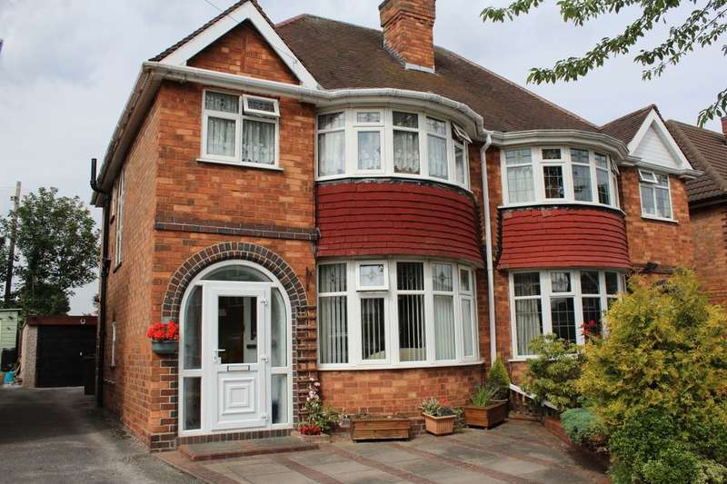 3 Bedrooms Semi Detached House for sale in Heathmere Avenue, Birmingham, B25