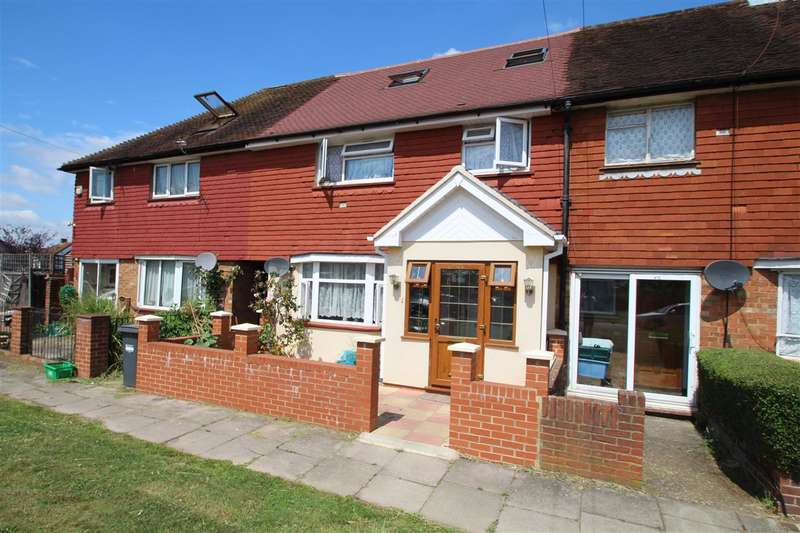 5 Bedrooms Terraced House for sale in Staines Road, Bedfont