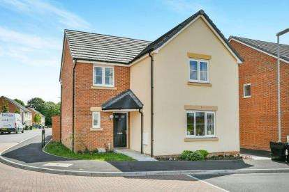 4 Bedrooms Detached House for sale in Argus Green, Upper Stratton, Swindon, Wiltshire