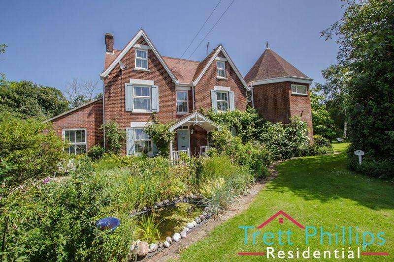 7 Bedrooms Detached House for sale in Stubb Road, Hickling