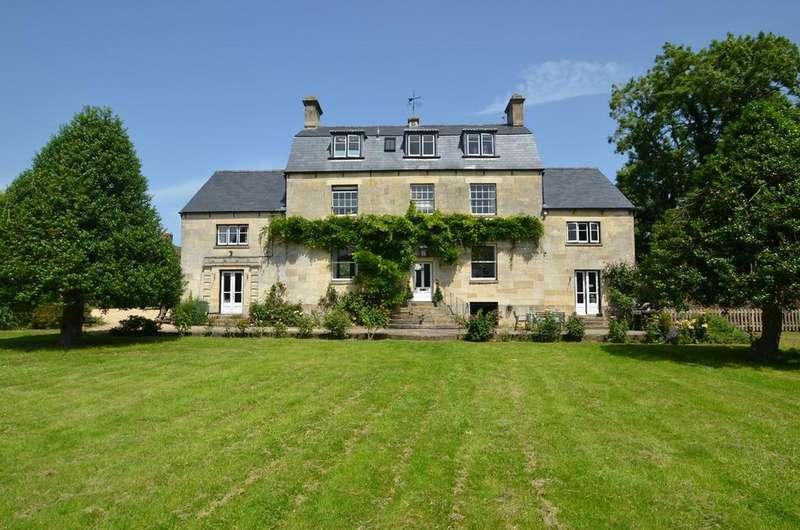 6 Bedrooms Detached House for sale in Bridge Road, Ebley, Stroud, GL5