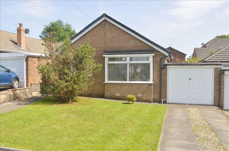 2 Bedrooms Bungalow for sale in St Paul's Close, Adlington, Chorley